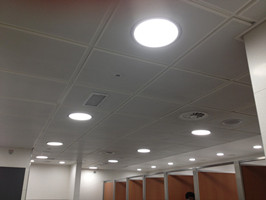 24W Round LED Light Panel