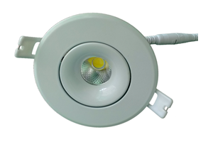 5W Aluminium LED Ceiling Light