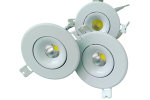 10W COB LED Ceiling Downlight