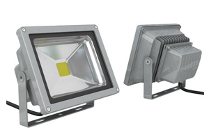 20W White LED Flood Light