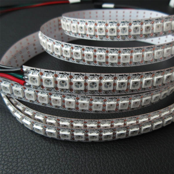 Dc12v Digital Ws2812b Dc5v Apa104 Led Strip Light With