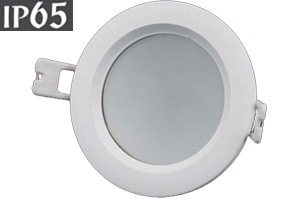 Downlight de LED IP65 9W 2.5 pulgadas