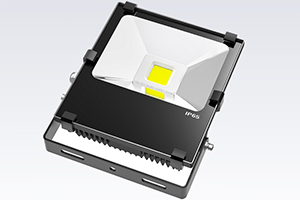 30W Finned LED Flood Light
