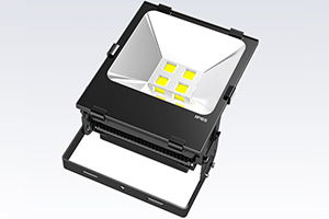 200W Finned LED Flood Light