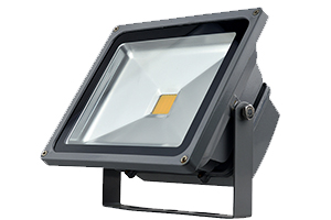 30W White LED Flood Light