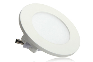 110x14mm 4W Round LED Panel Light