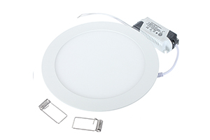 190x14mm 15W Round LED Panel Light