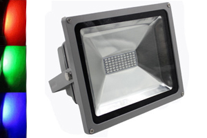Outdoor 30W SMD RGB LED Floodlight