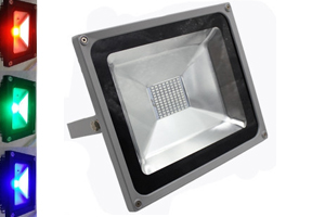 50W SMD RGB LED Floodlight