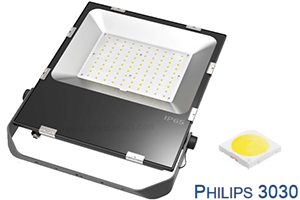 Proyector de LED Ultra Slim 100W Philips Negro