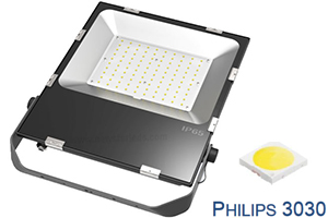 Proyector de LED Ultra Slim 150W Philips Estadio