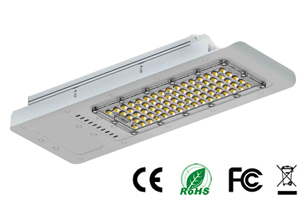 90W Public Lighting Luminaire Integrated LED Street lights
