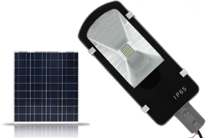 Solar energy 20W Integrated LED Street lights